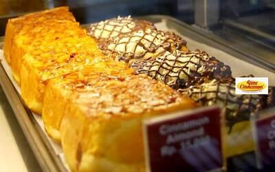 6 Pcs Cinnamon / Muffin