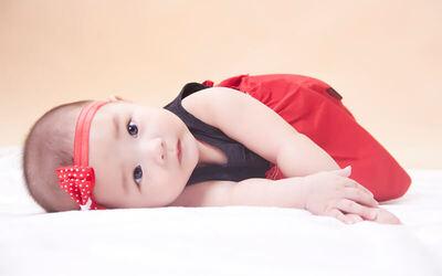 Baby / Toddler Studio Photoshoot for 1 Child