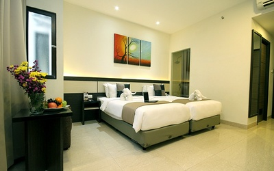 Pasir Kaliki: Stay 2D1N in Superior Room + Breakfast (Weekday)