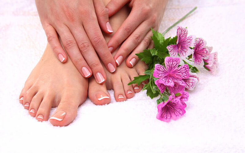 Gel Mani-Pedi with Return Soak-Off for 1 Person (2 Sessions)