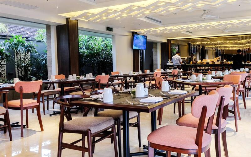 Tebu Merah Restaurant @ Fairfield by Marriott featured image.