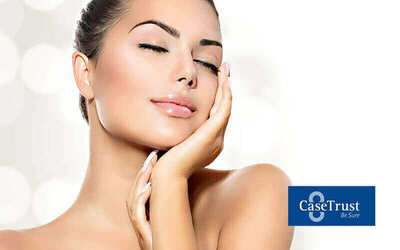 [11.11 Sale] 75-Minute CO2 Facial with Photo Light Treatment + Oxygen Mask for 1 Person (1 Session)