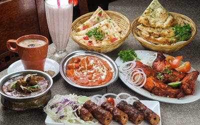 RM50 Cash Voucher for North Indian Cuisine