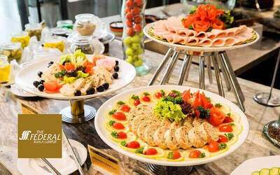 Federal Hotel: (Sat - Sun) Hi-Tea Buffet for 1 Person