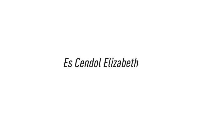 Es Cendol Elizabeth featured image.