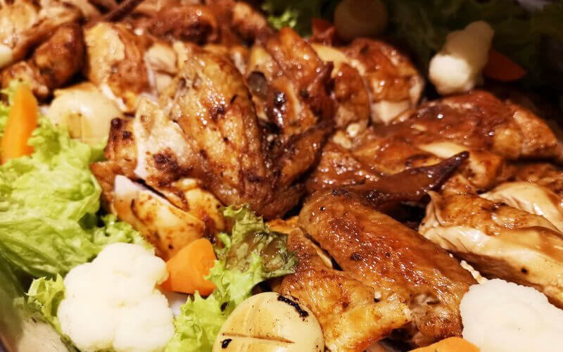 Saturday 'Nostalgic Flavours of Excelsior' Buffet Dinner for 1 Person