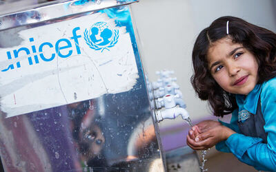 UNICEF Sanitation Kit