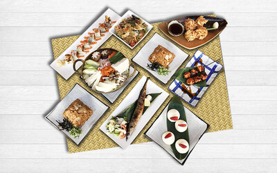 JamuSelera Premium Japanese Set Meal for 2 People