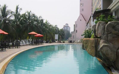 Port Dickson: 2D1N Stay in 2-Bedroom Apartment for 4 People