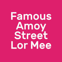 Famous Amoy Street Lor Mee featured image