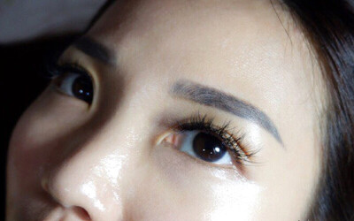 Natural Mink Eyelash Extension