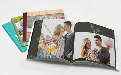 "Mini Softcover 6""x6"" Square Photobook (48 pages)"