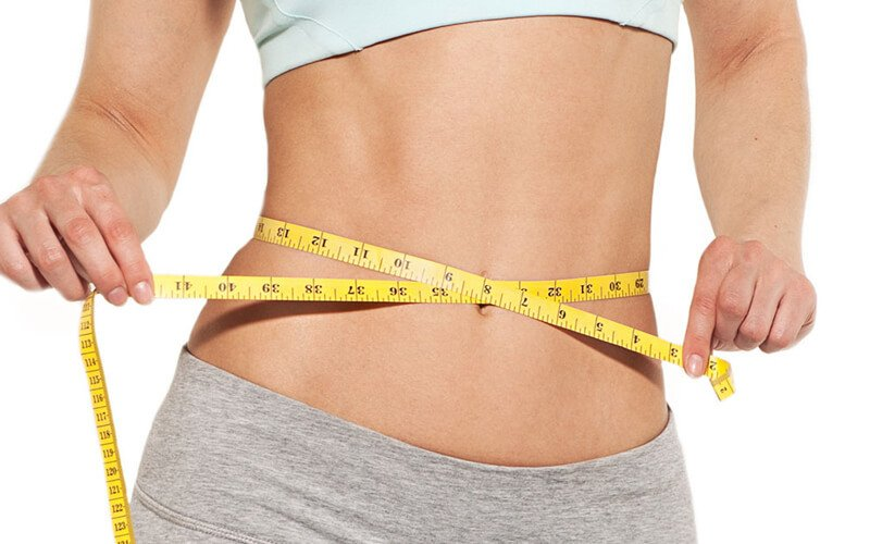 Slimming with Infrared Ray