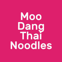 Moo Dang Thai Noodles featured image