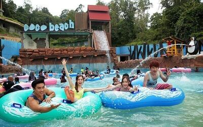 1-Day Admission to Water Park for 1 Child / Senior Citizen