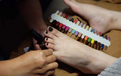 Manicure + Pedicure Spa
