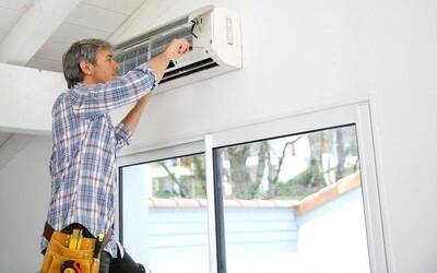 Air Conditioner Servicing with 30-Day Warranty for 2 Units (1 Session)