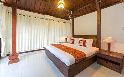 Canggu: 3D2N One Bedroom Private Pool Villa + Breakfast + 1x Lunch / Dinner