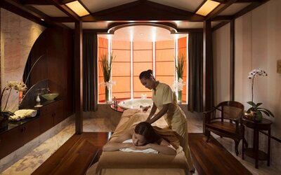 90-Minute Deep Tissue Massage for 2 People