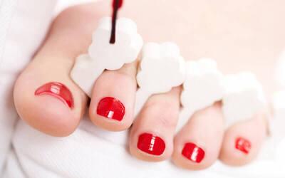 1x Manicure + Pedicure + Gel Polish