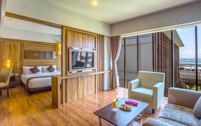 Nusa Dua: 4D3N in Executive Suite Room + Breakfast + One Way Airport Transfer + Afternoon Tea