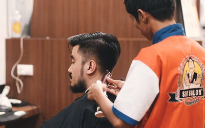 Sir Cut (Cutting + Hairwash + Styling)