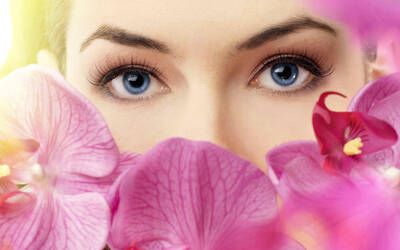1-Hour Eyelash Extensions + Touch Up for 1 Person