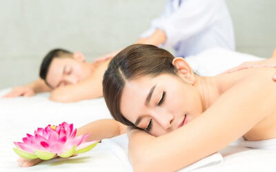 Body Spa  Massage  Scrub  Steam Badan  Hot Stone Therapy  Mandi RempahSusu  Shower 150 Menit