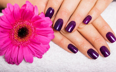 Classic Manicure with Nail Art for 1 Person (3 Sessions)