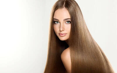 1x Keratin Smoothing Therapy by Ilvasto Italy + Blow Style