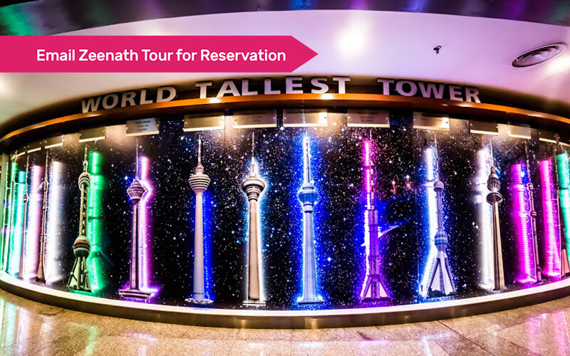 KL Tower Observation Deck Admission for 1 Child (Non-MyKad Holder)