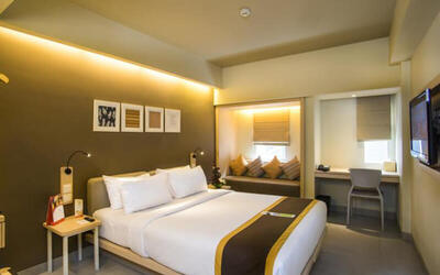 5D4N Superior Room + Breakfast + 1 Way Airport Transfer + Afternoon Tea