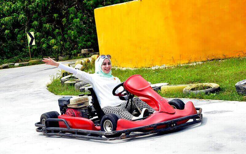 12-in-1 Outdoor Package at Langkawi Adventure and X-Treme Park for 1 Person