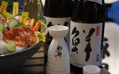 Sake Carafe for 1 Person