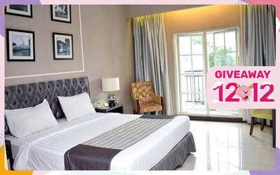 [UNDIAN BERHADIAH] Stay 2D1N in Superior Room + Breakfast at The Mirah Hotel Bogor Worth to IDR 1.248.720