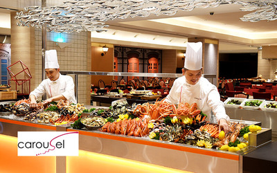 (Dec 25) Christmas Day Dinner Buffet for 1 Child (Aged 4 - 11)