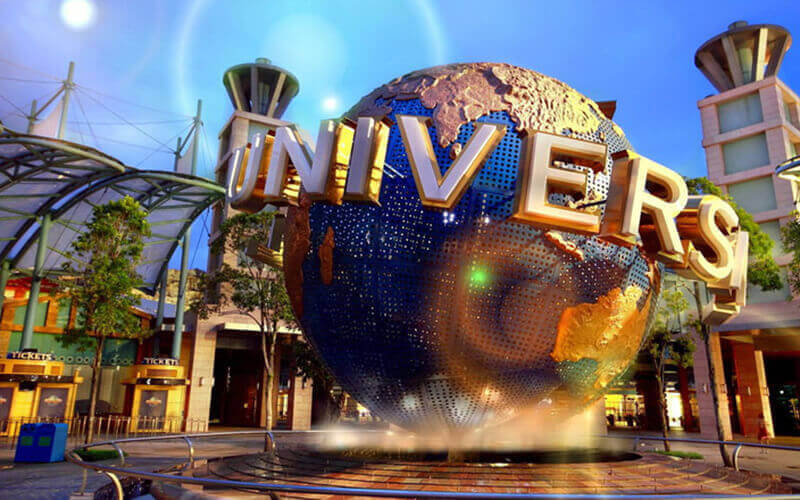 Singapore: Universal Studios Singapore Admission for 1 Child (Aged 4 - 12)