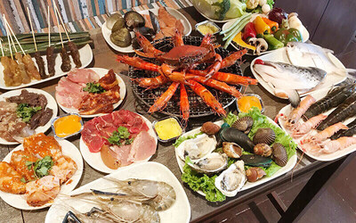 [Mother's Day] Live Seafood Steamboat Buffet for 2 People