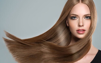 Damaged Hair Treatment with Wash and Blow for 1 Person