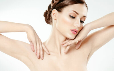 1x Hair Removal Under Arm