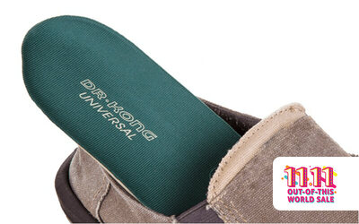 [Ultra 11.11] Buy 1 Free 1 Dr. Kong Shock-Absorbent Insoles with Free Foot Assessment