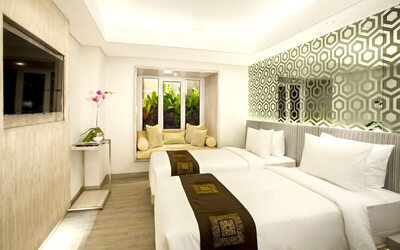 Seminyak: 2D1N in Superior Room + Breakfast