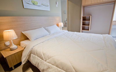 Cameron Highlands: (Weekend/Public Holiday) 3D2N Stay in a Studio Deluxe Apartment for 4 People