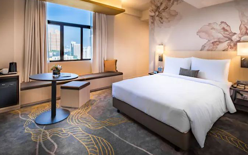Kuala Lumpur - North Tower: 2D1N Stay in Guest Room with Breakfast for 2 People