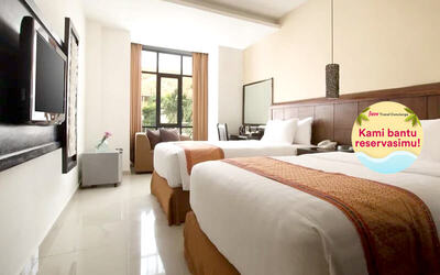 Kuta: Stay 4D3N in Superior Room (with Breakfast)