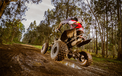 ATV Tandem + Cooking Class + Lunch + Return Transport untuk 2 Orang