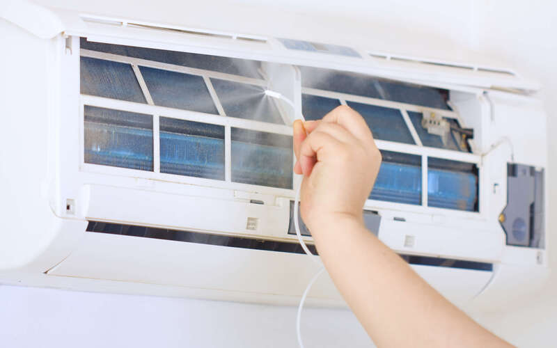 Air Conditioner Servicing for 1 Unit