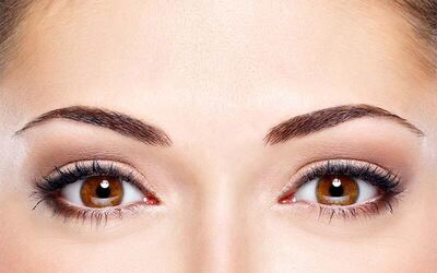 6D / Mist Eyebrow Embroidery with Touch-Up for 1 Person