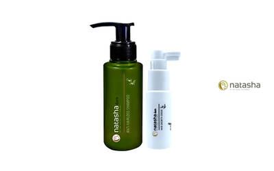 Anti Hair Loss Shampoo + Hair Growth Serum