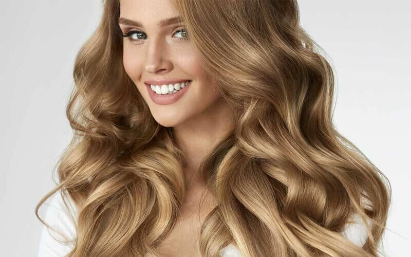 L'oreal Hair Color + Wash + Vitamin Hair Care + Blow Style + Free Hair Cut